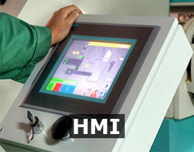 HMI Programmering